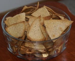 Wheat Pita Chips