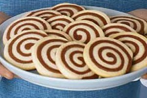 Pinwheel Cookies from the Kraft site-Click on it for the recipe!