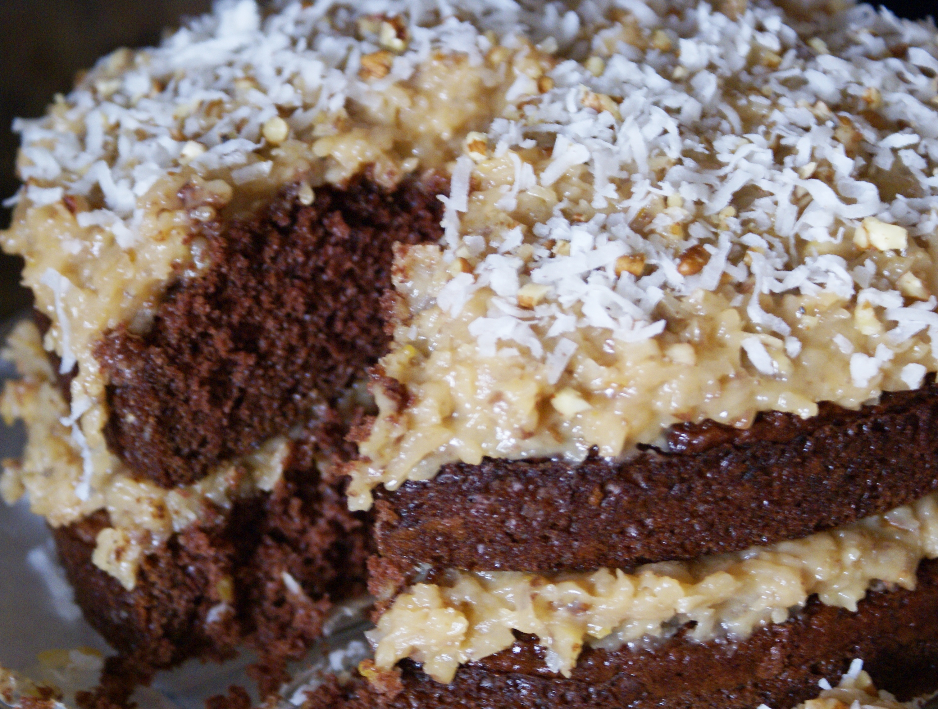 homemade cake icing Photo