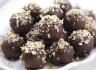 German chocolate cake truffles